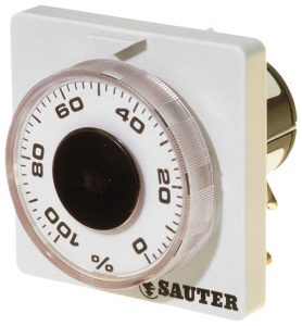 Setpoint potentiometer