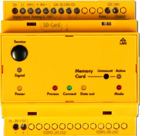 Energy Data Logger for EMS
