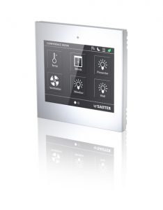 Touch room operating unit, ecoUnit365